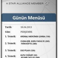 Снимок сделан в THY A.O. Merkez (Teknik) Lokantası пользователем Emre Ç. 4/18/2013
