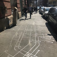 Floating Subway Map.Subway Map Floating On A New York Sidewalk Soho 1 Tip
