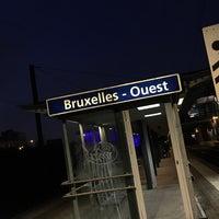 Photo prise au Gare de Bruxelles-Ouest par Wesley (B C-Rious) V. le1/18/2017