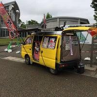 Das Foto wurde bei タコ焼き多幸坊主燕市交通公園 von Hiromu W. am 6/22/2014 aufgenommen