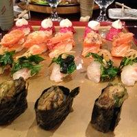 Photo prise au Sushi of Gari par Charles B. le1/20/2013
