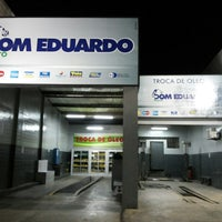 Снимок сделан в Posto Dom Eduardo I пользователем Breno M. 4/12/2014