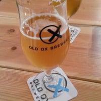Photo prise au Old Ox Brewery par Heather M. le10/10/2014