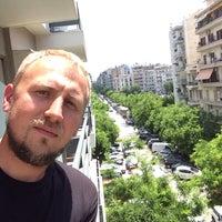 รูปภาพถ่ายที่ Hotel Olympia Thessaloniki โดย Slava R. เมื่อ 5/22/2014