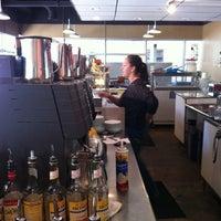 10/23/2012にMahmoodがBackstage Coffeeで撮った写真
