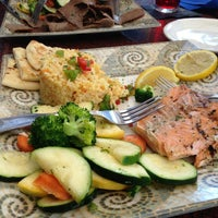 Das Foto wurde bei My Big Fat Greek Restaurant von Jason L. am 2/7/2013 aufgenommen