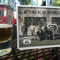 6/26/2013にMichael S.がMother Road Brewing Companyで撮った写真