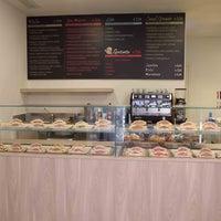 4/17/2014에 Valeria B.님이 Tramé - Original Venetian Sandwiches에서 찍은 사진