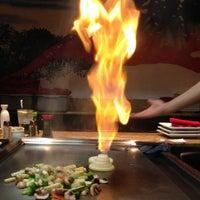 10/2/2013 tarihinde Belinda T.ziyaretçi tarafından Ohjah Japanese Steakhouse'de çekilen fotoğraf
