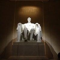 Photo prise au Mémorial Lincoln par Elmer T. le7/20/2013