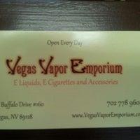 Vegas Vapor Emporium - Summerlin - 1591 N Buffalo Dr Ste 160