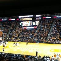Foto diambil di Thompson-Boling Arena oleh Jonathan H. pada 1/10/2013
