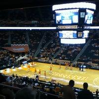 Foto diambil di Thompson-Boling Arena oleh Jonathan H. pada 3/9/2013
