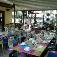 Foto diambil di Pano Restaurant ve Kahve Evi oleh Kübra U. pada 7/10/2014