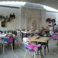 Foto diambil di Pano Restaurant ve Kahve Evi oleh Kübra U. pada 7/7/2014