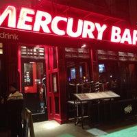 รูปภาพถ่ายที่ Mercury Bar West โดย John M. เมื่อ 3/25/2013