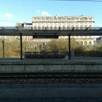 Photo prise au Gare de Bruxelles-Ouest par Annemie R. le3/10/2015