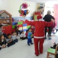 Снимок сделан в Ekin Beylikdüzü Anaokulları Yuva Kreş пользователем Gürkan T. 12/28/2012