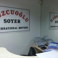 10/22/2013 tarihinde Gürkan T.ziyaretçi tarafından Tuzcuoğlu Evden Eve Nakliyat'de çekilen fotoğraf