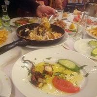 รูปภาพถ่ายที่ Ψαροταβερνα Κουκλις / Kouklis Restaurant โดย Milica Z. เมื่อ 4/30/2014