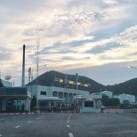 Thaioil Refinery Plant (โรงกลั่นไทยออยล์) - ศรีราชา, ชลบุรี
