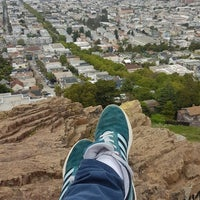 Foto scattata a Bernal Heights Park da Fabián O. il 4/22/2017