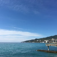 Foto scattata a Пляж Белые Паруса da Sergei B. il 4/24/2016