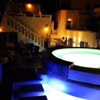 5/1/2014 tarihinde Elcin K.ziyaretçi tarafından Carbonaki Hotel Mykonos'de çekilen fotoğraf