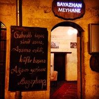 Снимок сделан в Bayazhan Meyhane пользователем Kürşat 4/16/2015