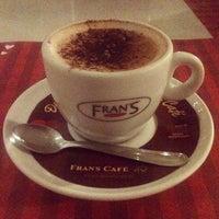 6/10/2013에 Eduardo S.님이 Fran's Café에서 찍은 사진