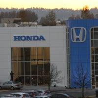 Autonation Honda Renton 3701 East Valley Road