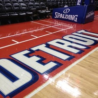 Foto scattata a The Palace of Auburn Hills da Melani D. il 3/9/2013