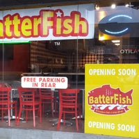 รูปภาพถ่ายที่ BatterFish โดย BatterFish เมื่อ 4/25/2014