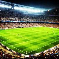 Foto tomada en Camp Nou por Artūrs S. el 9/18/2013