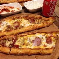 10/11/2014 tarihinde Yunus A.ziyaretçi tarafından Pronto Pizza'de çekilen fotoğraf