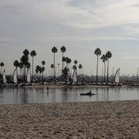 10/6/2012 tarihinde Kristina M.ziyaretçi tarafından Mission Bay Aquatic Center'de çekilen fotoğraf