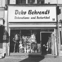 Das Foto wurde bei Deko Behrendt von Tillmann A. am 2/27/2016 aufgenommen