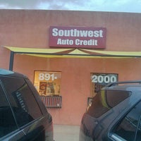 Southwest Auto Credit >> Southwest Auto Credit Automotive Shop In Albuquerque