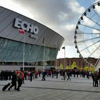 Das Foto wurde bei M&S Bank Arena Liverpool von Akmal Hanif M. am 5/18/2016 aufgenommen