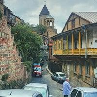 Снимок сделан в Ateshgah (Fire Temple)   ათეშგა (ცეცხლის ტაძარი) пользователем Кристиан М. 7/8/2018