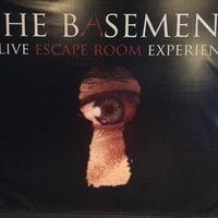 รูปภาพถ่ายที่ THE BASEMENT: A Live Escape Room Experience โดย Dee J. เมื่อ 6/20/2015