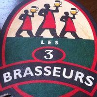 Foto scattata a Les 3 Brasseurs da Denis R. il 4/12/2013