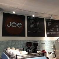 10/12/2012にEsBee C.がJoe the Art of Coffeeで撮った写真
