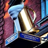 12/15/2012にBrett O.がPortsmouth Breweryで撮った写真