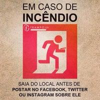 Das Foto wurde bei TRAMPO S/A Espaço Coletivo von Fabio K. am 8/27/2014 aufgenommen