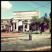 Foto scattata a Porta Maggiore da Giuseppe B. il 10/8/2012