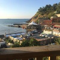 9/1/2017 tarihinde Mustafa T.ziyaretçi tarafından Kilyos Plaj Restaurant'de çekilen fotoğraf