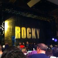 Foto diambil di Winter Garden Theatre oleh Alessandro D. pada 2/26/2014