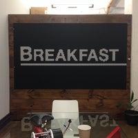 11/21/2013にZachary B.がBREAKFAST HQで撮った写真