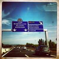 Foto tirada no(a) Perpignan por Roberto A. em 8/18/2013